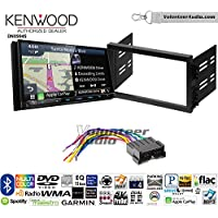 Volunteer Audio Kenwood Excelon DNX994S Double Din Radio Install Kit with GPS Navigation Apple CarPlay Android Auto Fits 2001-2006 Hyundai Sonata