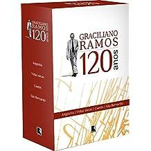 Graciliano Ramos. 120 Anos - Caixa. 4 Volumes