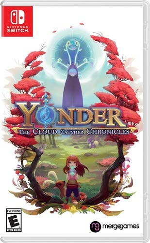 Yonder The Cloud Catcher Chronicles - Nintendo Switch -