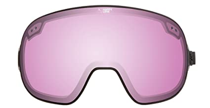 6f9410c2dbcf Amazon.com  Spy Bravo Replacement Lens Happy Lens Bravo Pink Lucid ...