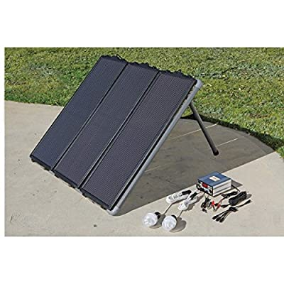 Have one to sell? Sell now 45W Watt Clean Energy Power Solar Panel Kit with voltage regulator 12V USB