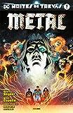 capa de Noites de Trevas. Metal - Volume 4