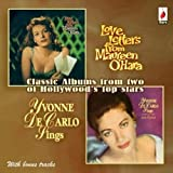 Classic Albums From Two Of Hollywood's Top Stars - Love Letters/Yvonne De Carlo Sings