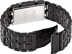 APUS Zeta Black Red AS-ZT-BR LED Watch for Men Design Highlight