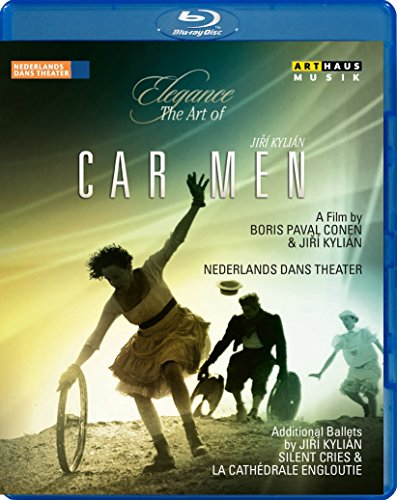 Blu-ray : Jiri Kylian: Car Men (Blu-ray)