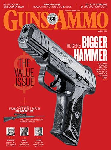 Guns & Ammo (Ballistic Tip Rifle Ammunition)