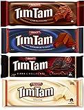 Tim Tam Cookies Arnotts   Australian Classics Sampler 4 Pack x (2 Pack) (=Total 8 Pack)