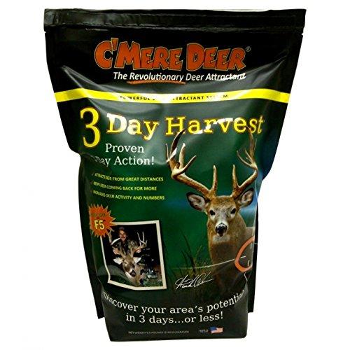 Buy C'mere Deer 3 Day Harvest Hunting Scents