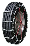 Quality Chain Road Blazer Cam 7-8mm V-Bar Commercial Truck Link Tire Chains (2855QC)