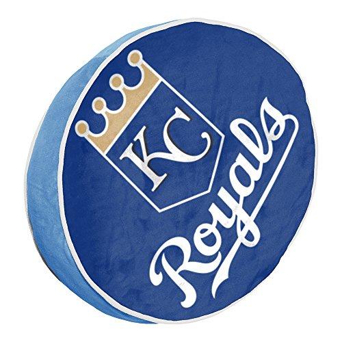 Northwest Kansas City Royals MLB 15in Cloud Travel Pillow