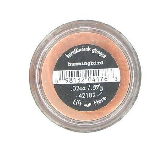 Bare Escentuals Hummingbird Glimpse Eyecolor Bare Minerals Eye Color Eyeshadow BareMineral Eye Shadow .02oz/.57g NEW & SEALED (Eye Ounce Color 0.02)