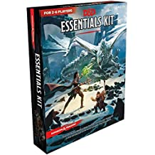 Dungeons & Dragons Essentials Kit (D&D Boxed Set)