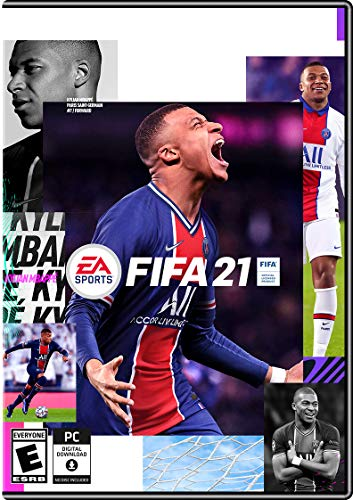 FIFA 21: Standard – PC [Online Game Code]