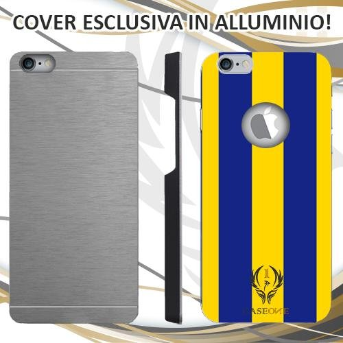 CUSTODIA COVER CASE CHIEVO PER IPHONE 6 6S IN ALLUMINIO