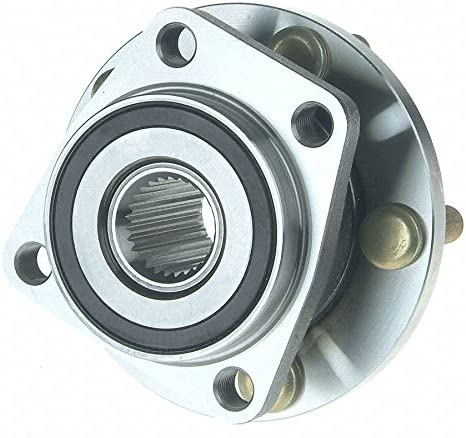 Note: 2.5L H4, 3.6L H6 - Two Bearings 2013 fits Subaru Outback Front Wheel Bearing and Hub Assembly Left and Right Included with Two Years Warranty