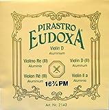 PIRASTRO EUDOXA オイドクサ 4/4バイオリン弦D線 ガット/アルミ巻 Nr.2143