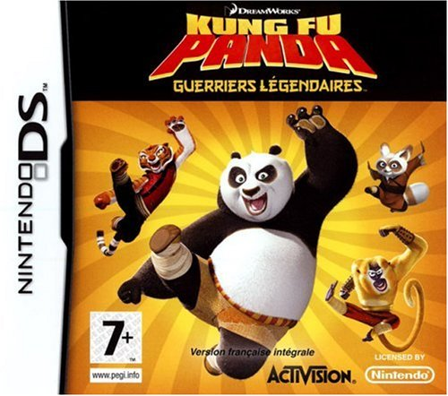 Kung Fu Panda: Legendary Warriors - Nintendo DS