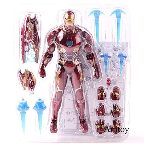 PAPBI Action Figure 6.1 inch Hot Toys Universe Comic Legends Series Hero Model Toy Figures Christmas Halloween Collectable Gift Mini Small Collectibles Collectible Big Large Gifts for Kids Baby -