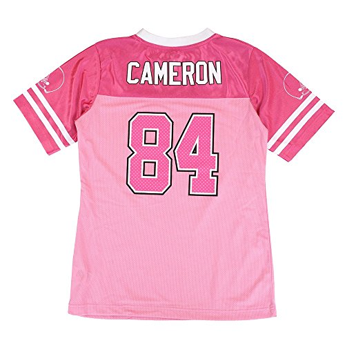 - Outerstuff Jordan Cameron Cleveland Browns NFL Pink Fashion Replica Jersey Girls Youth M-XL