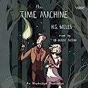 The Time Machine Hörbuch von H. G. Wells Gesprochen von: Derek Jacobi