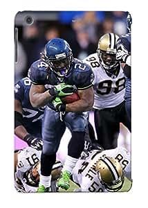 Storydnrmue Perfect Tpu Case For Ipad Mini/mini 2/ Anti-scratch Protector Case (seale Seahawks Nfl Football )