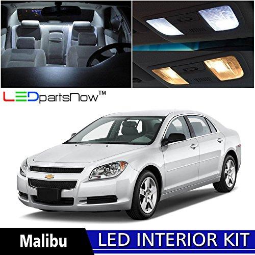 Ledpartsnow 2008 2012 Chevy Malibu Led Interior Lights
