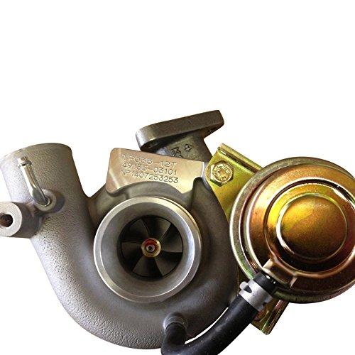 XS-Power TD04-12T TF035 Turbo Turbocharger Mitsubishi Pajero