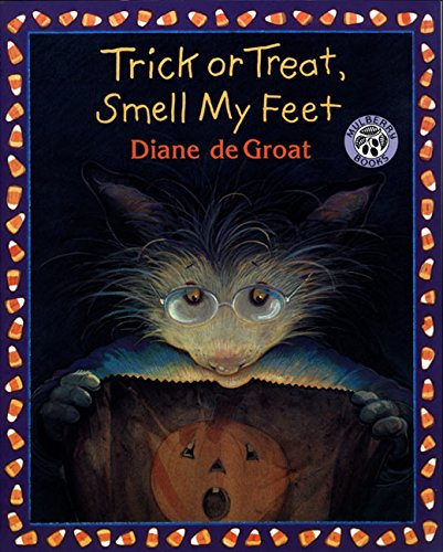Trick or Treat, Smell My Feet (Mulberry Books) - Childrens Place Halloween Costumes
