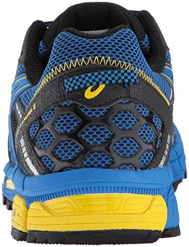 kahana Yellow 8 black Directoire Running vibrant Shoe Mens Blue Asics Gel qpnaga