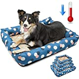 Sunshine Klai Waterproof Dog Cat Bed Mat Summer Puppy Cat Sleeping Cooling House for