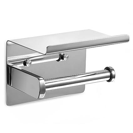 Ecooe Portarrollos Para Papel higiénico Roll Holder de Acero ...