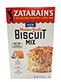 Zatarains Chedder Garlic Biscuit Mix ( Pack of 2 - 11 Ounce boxes )