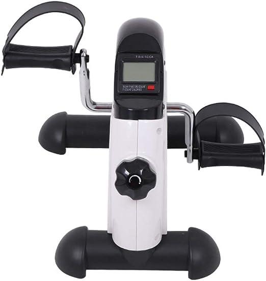 WXX Pedal Trainer, Entrenador de Pedal Plegable con Pantalla LCD ...
