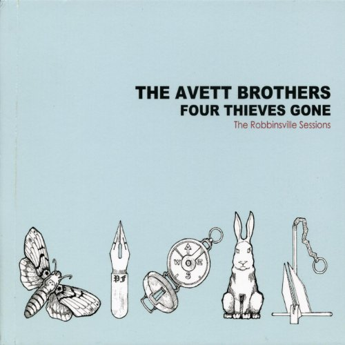 Four Thieves Gone - The Robbin...