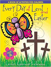 Easter activity books for toddlers