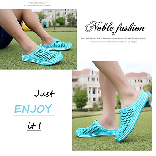 Women's Garden Barkor Walking Quick Mens Beach Mint Shoes Drying Mesh Clog Summer Sandals dBqRgq