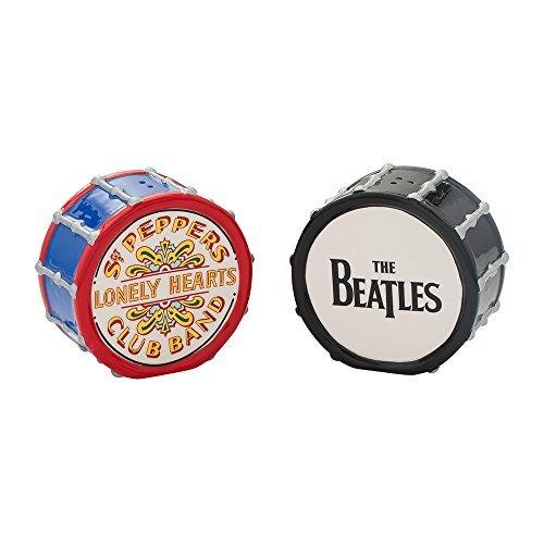 (Vandor The Beatles Drums Ceramic Salt and Pepper Set (72030) by Vandor)