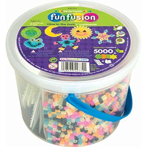Perler Fusion Fuse Bead Bucket