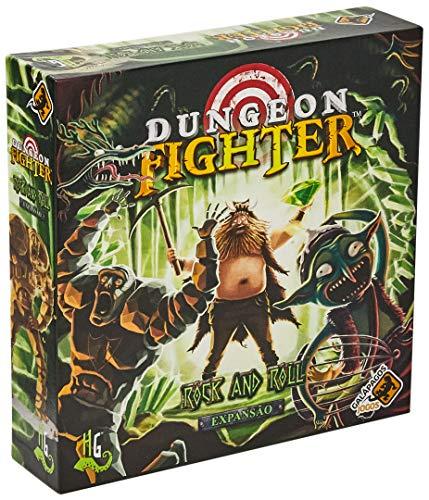 Rock N' Roll- Expansão, Dungeon Fighter Galápagos Jogos Diversos