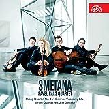 Bedrich Smetana: String Quartets Nos. 1 & 2