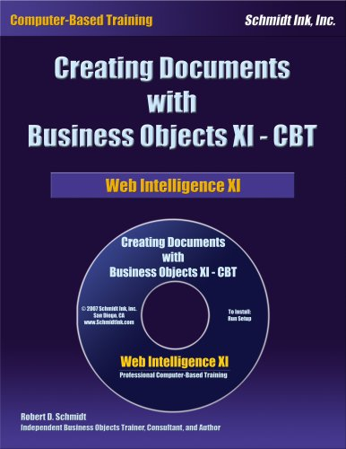 Business Objects XI - CBT: Web Intelligence XI