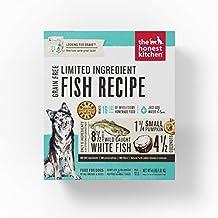Honest Kitchen The Limited Ingredient Fish Dog Food Recipe, 4 lb box - Brave