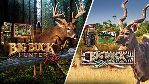 Sure Shot HD Big Buck Hunter Deluxe Bundle Video Game System