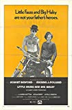"""Little Fauss and Big Halsy - Authentic Original 27"""" x 41"""" Folded Movie Poster"""