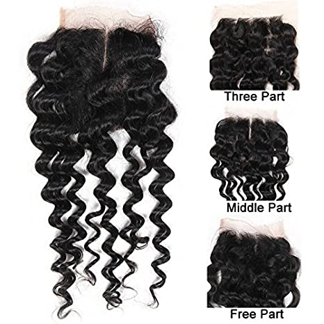 Amazon.com : Babe Hair 16% Brazilian Kinky Curly Remy Human Hair ...