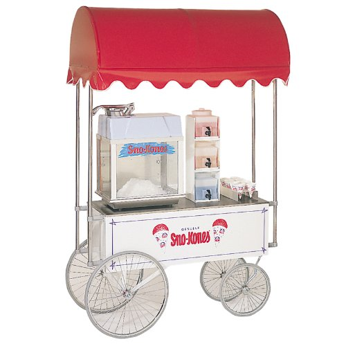 Gold Medal Snow Cone Machine - Gold Medal 2129sk Cart For Sno Snow Cone Machine Maker