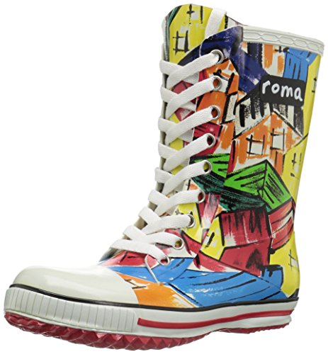 Kids' Ilona Rain Boot, Art,