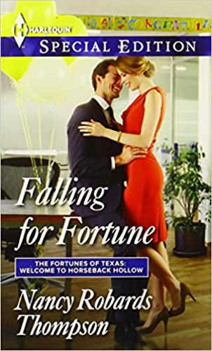 Book Falling for Fortune (Harlequin Special Edition)