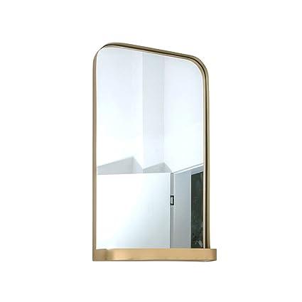 Amazon.com: HGXC Bedroom Vanity Mirror, Wall-Mounted ...