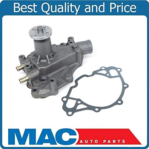 - Mac Auto Parts 158877 Brand New New Water Pump For 78-87 351 Windsor Block Fits For Ford Bronco 5.8L